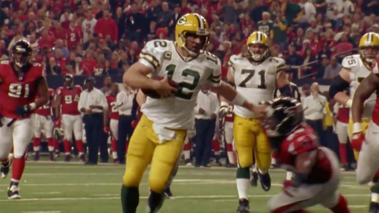 Memorable Moments In Packers Falcons History