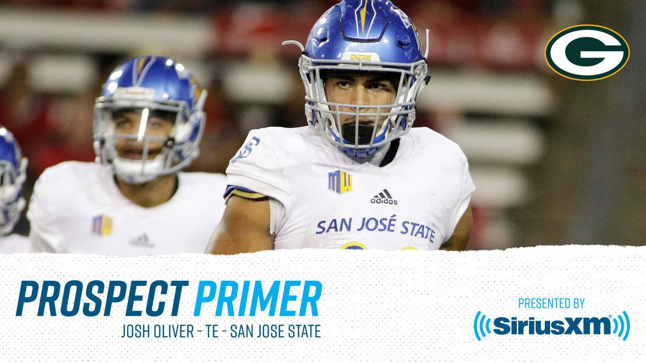 Prospect Primer: TE Josh Oliver