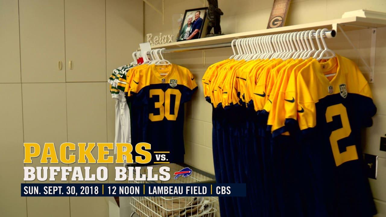 promo code abafe da313 Trailer: Packers vs. Bills