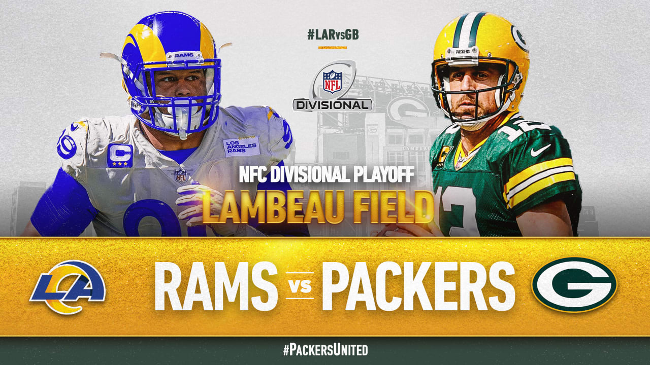 NFC playoff update: Packers to host Rams in divisional round