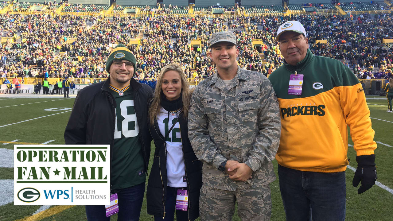 Packers, WPS Health Solutions present 'Operation Fan Mail' For 2021