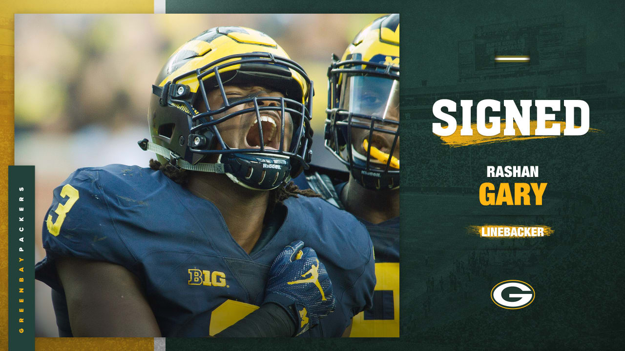 Packers sign six draft choices