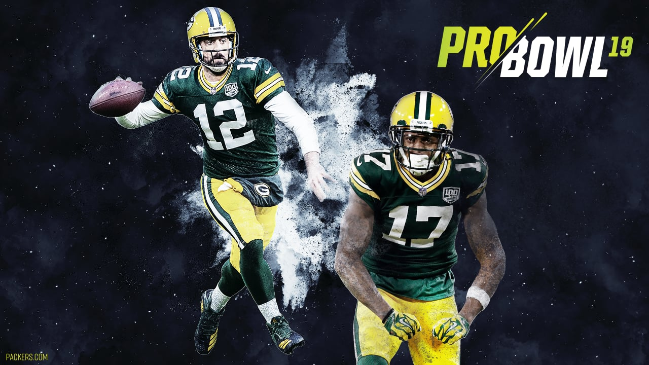 22dbb91c5fe Two Packers selected to the Pro Bowl