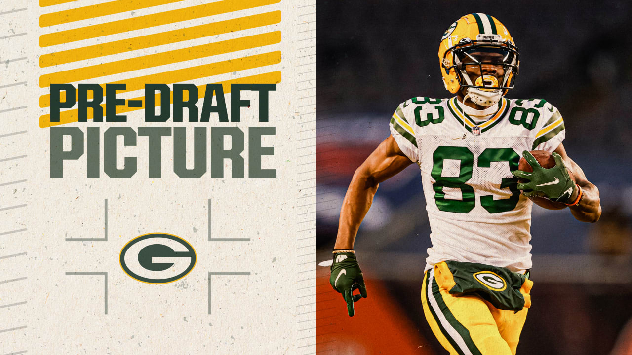 Packers' future at wide receiver far from certain
