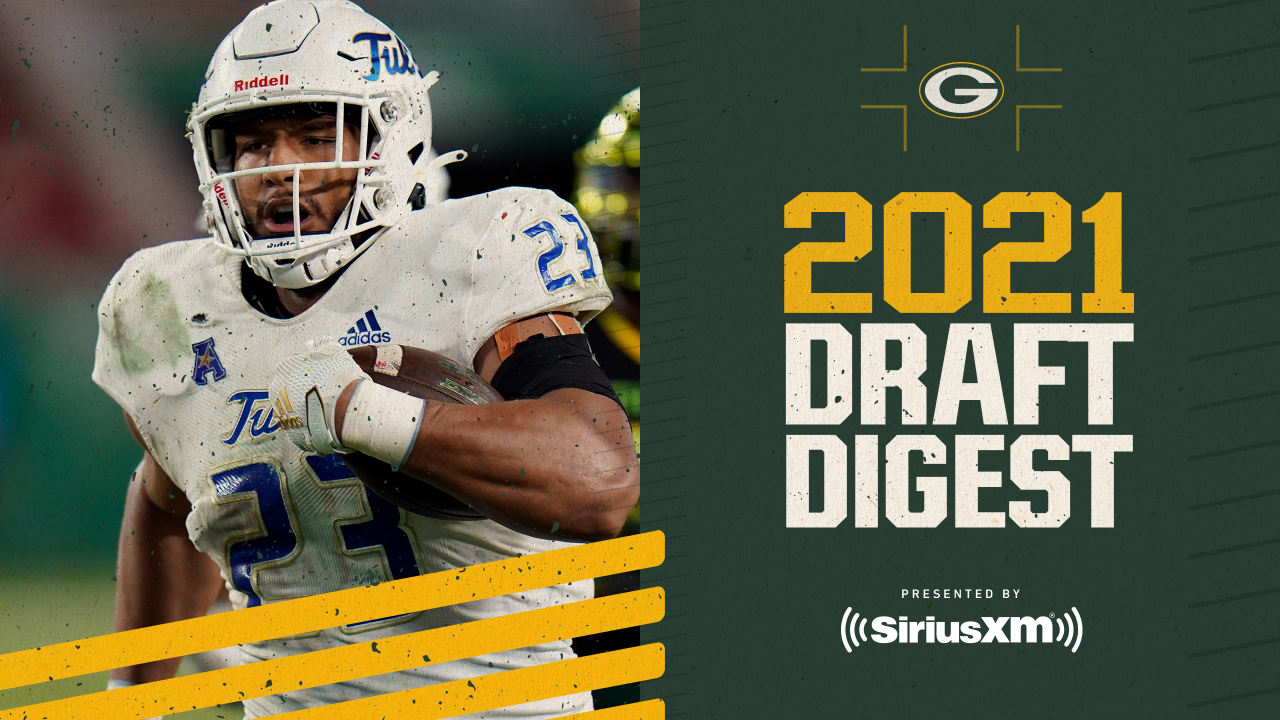 Draft Digest: Zaven Collins, LB, Tulsa