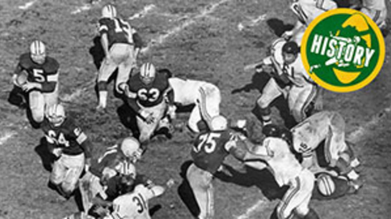 Jerry Kramer was lineman at forefront of Lombardi's power sweep