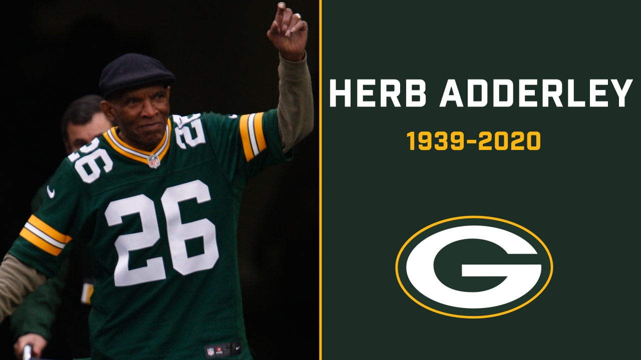 Hall of Fame cornerback Herb Adderley dies