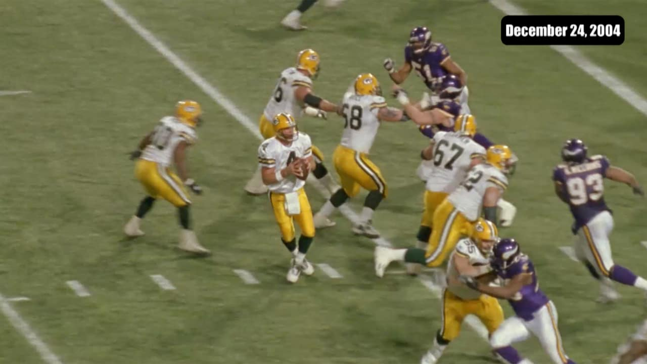 Memorable Moments In Packers Vikings History