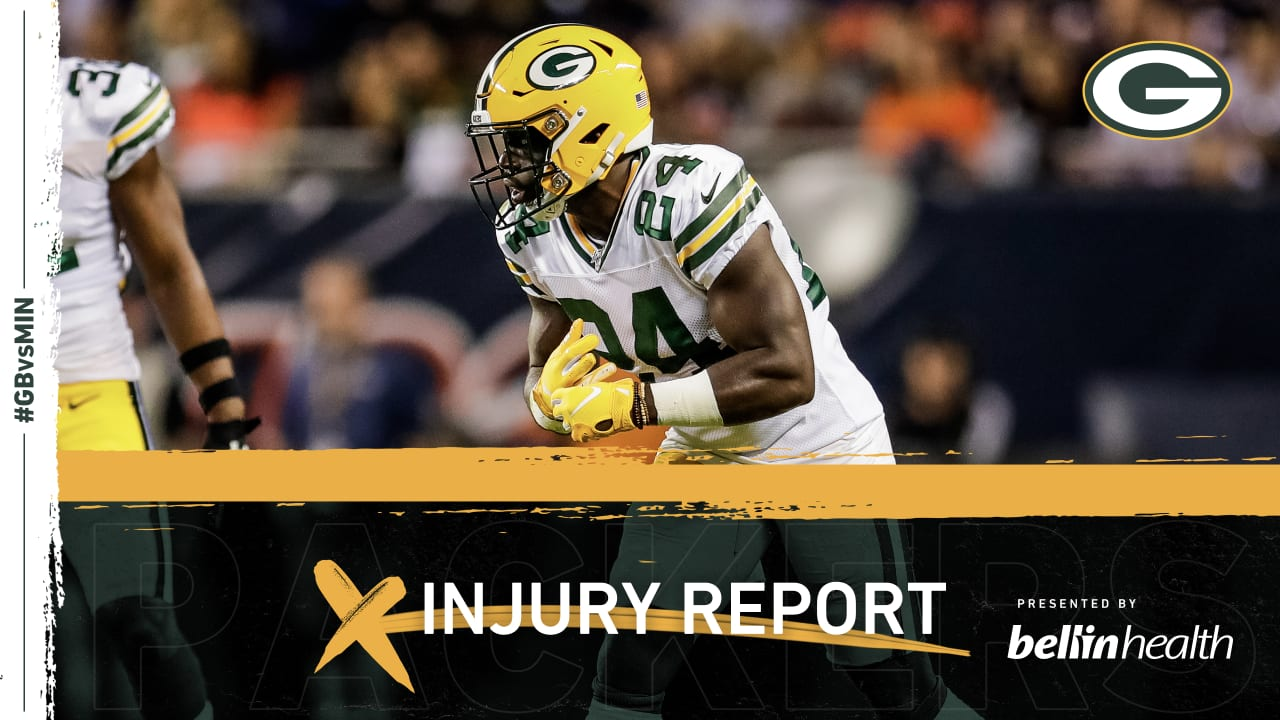 Packers List S Raven Greene As Questionable For Sunday