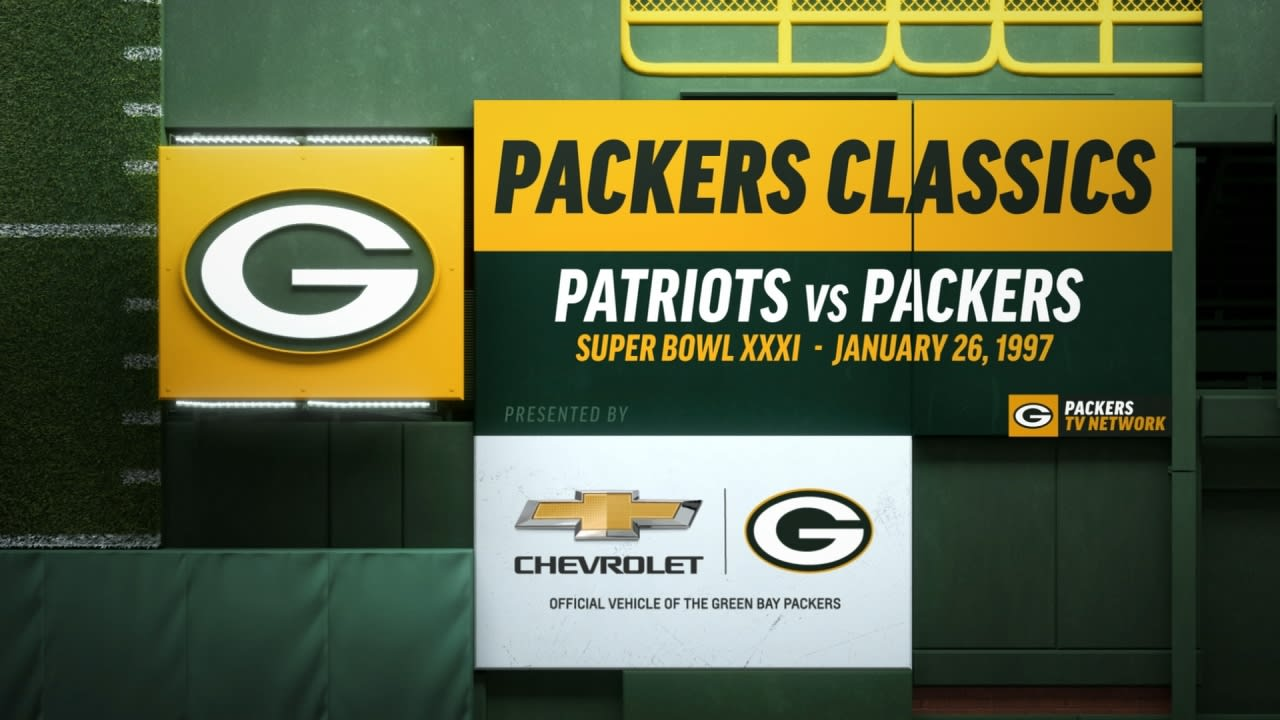 Packers Classics Super Bowl Xxxi