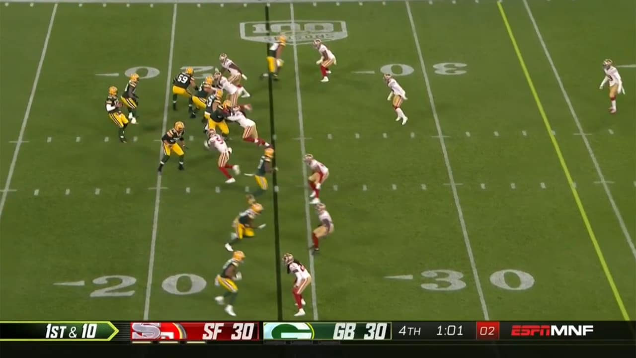 f6c62a36 Every play from Packers' game-winning drive | Week 6