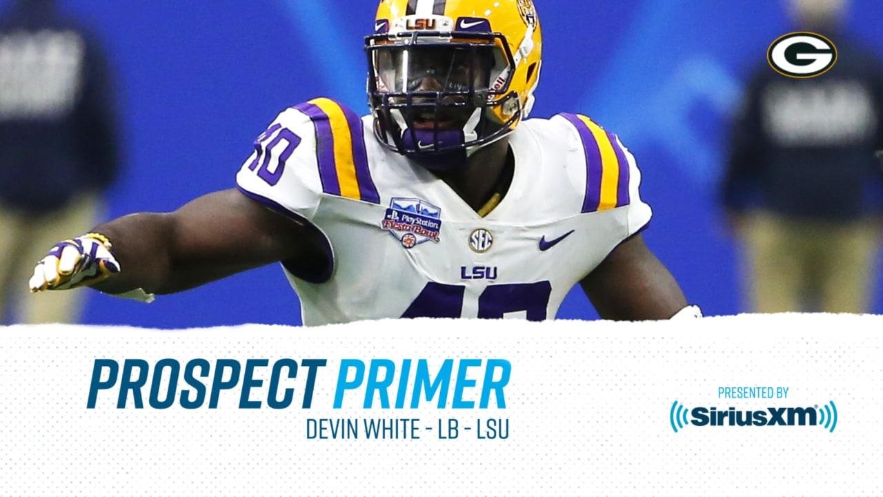 bd3f27c9687f5 Prospect Primer: LB Devin White, LSU