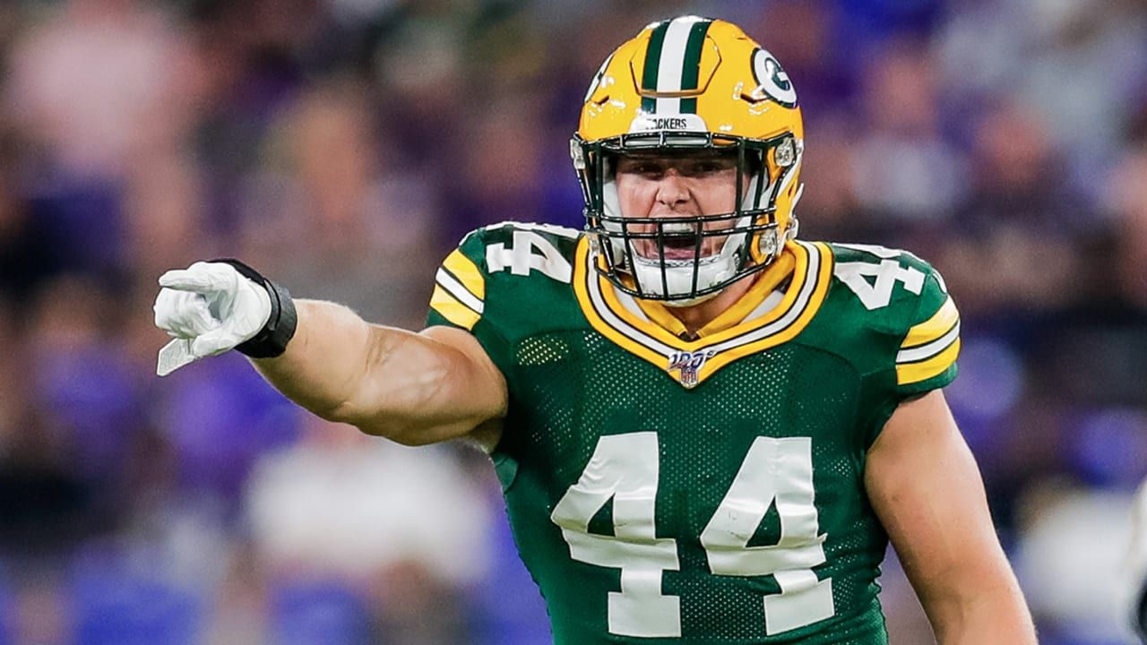Ty Summers - Packers.com