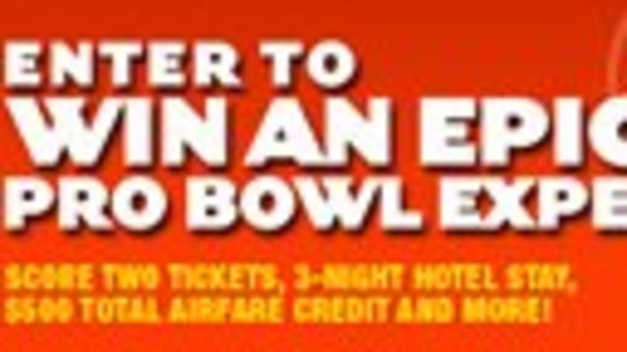 Packers sweepstakes offers fans chance to win trip to Pro Bowl