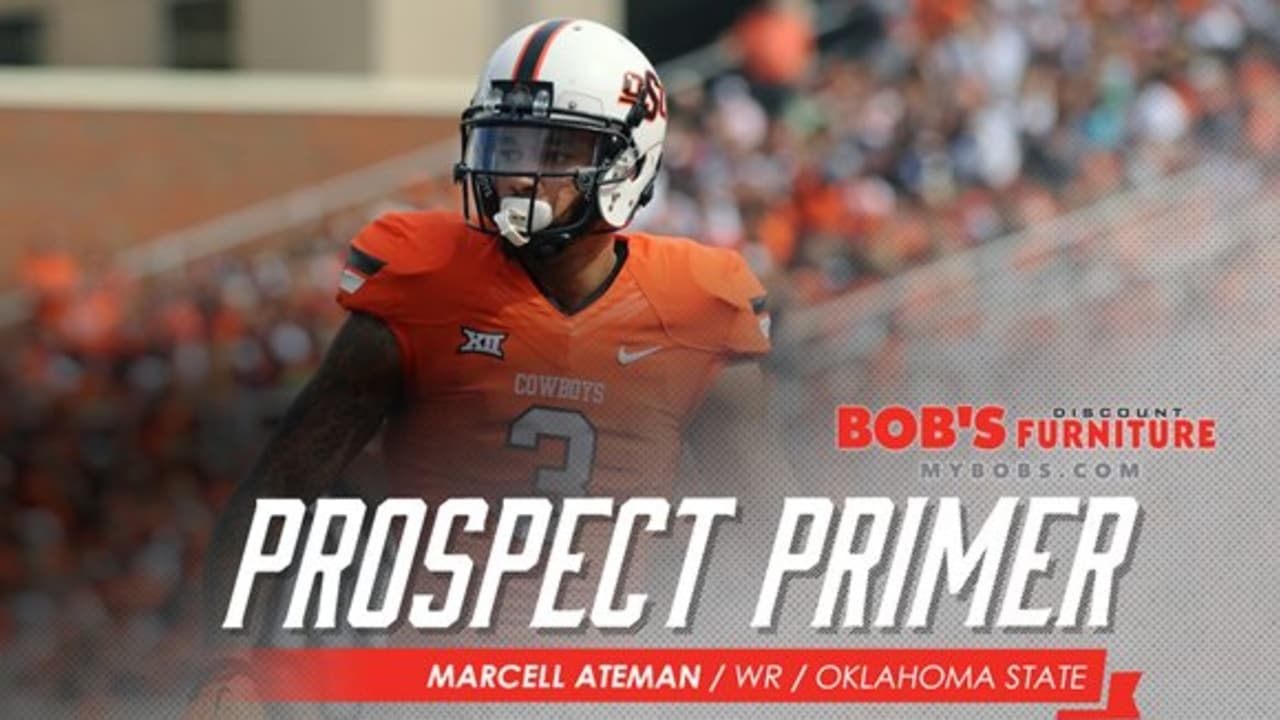 quality design 3c5a6 0604a Prospect Primer: Marcell Ateman, WR, Oklahoma State
