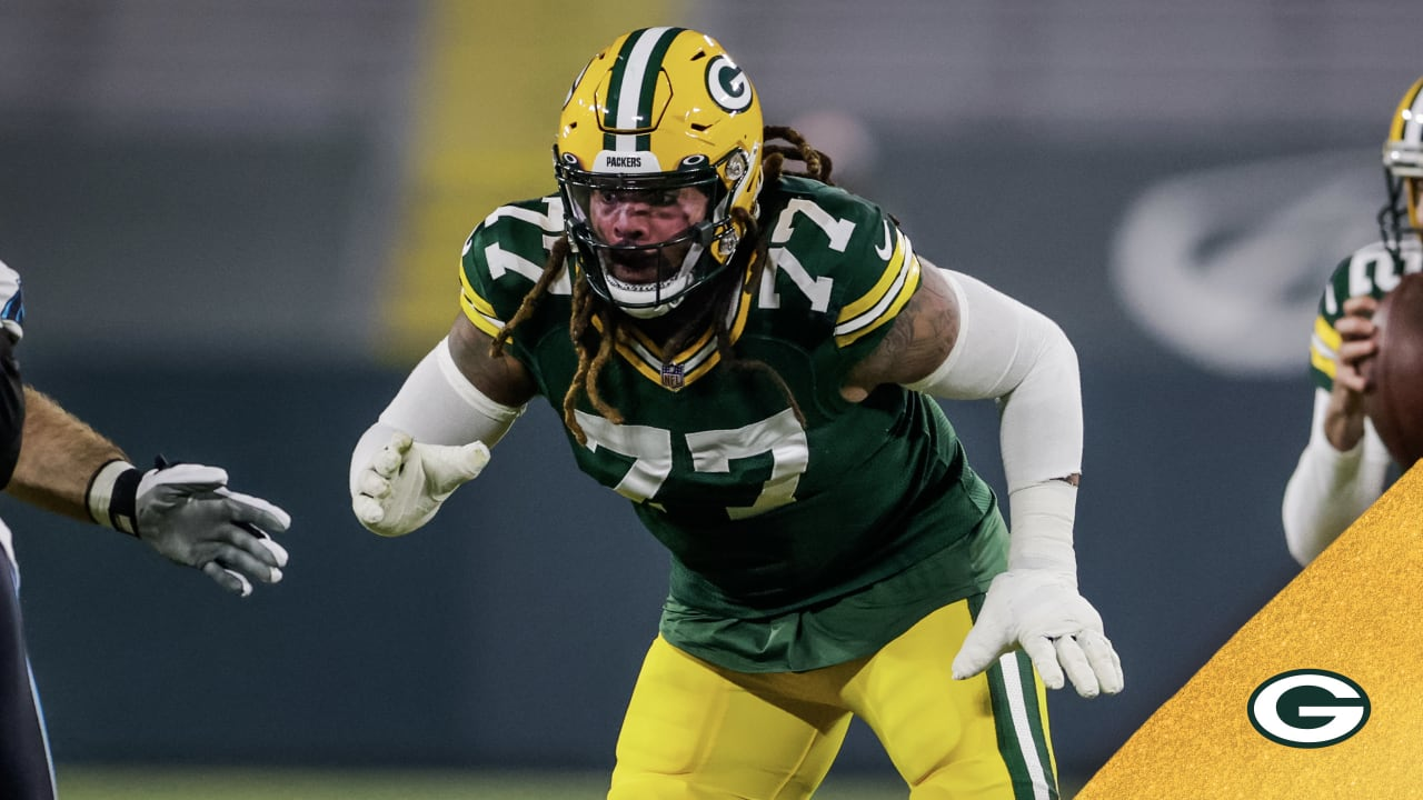 Billy Turner named Packers' Ed Block Courage Award winner for 2020