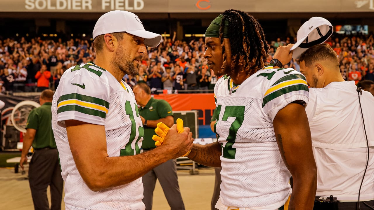 Davante Adams wants to 'see results fast' on offense