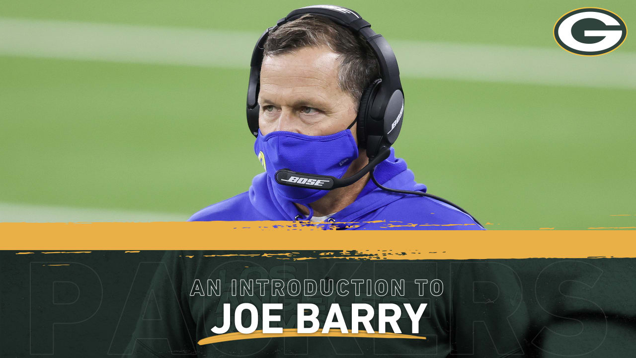 5 things to know about Packers defensive coordinator Joe Barry