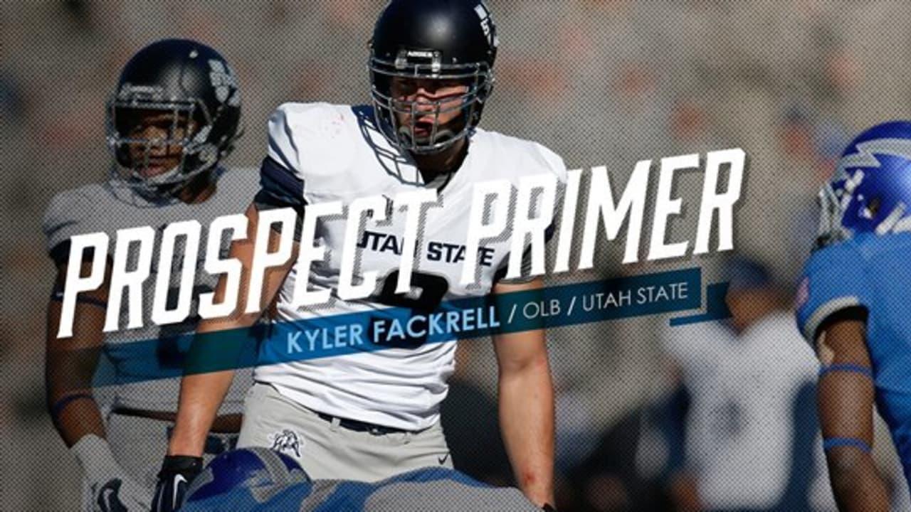 competitive price de564 002b3 Prospect Primer: OLB Kyler Fackrell, Utah State