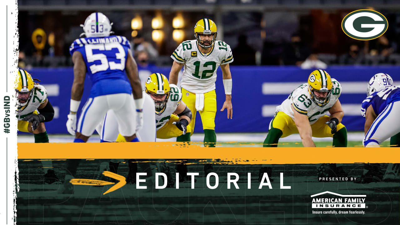 Packers lament difficult loss, but they're far from discouraged
