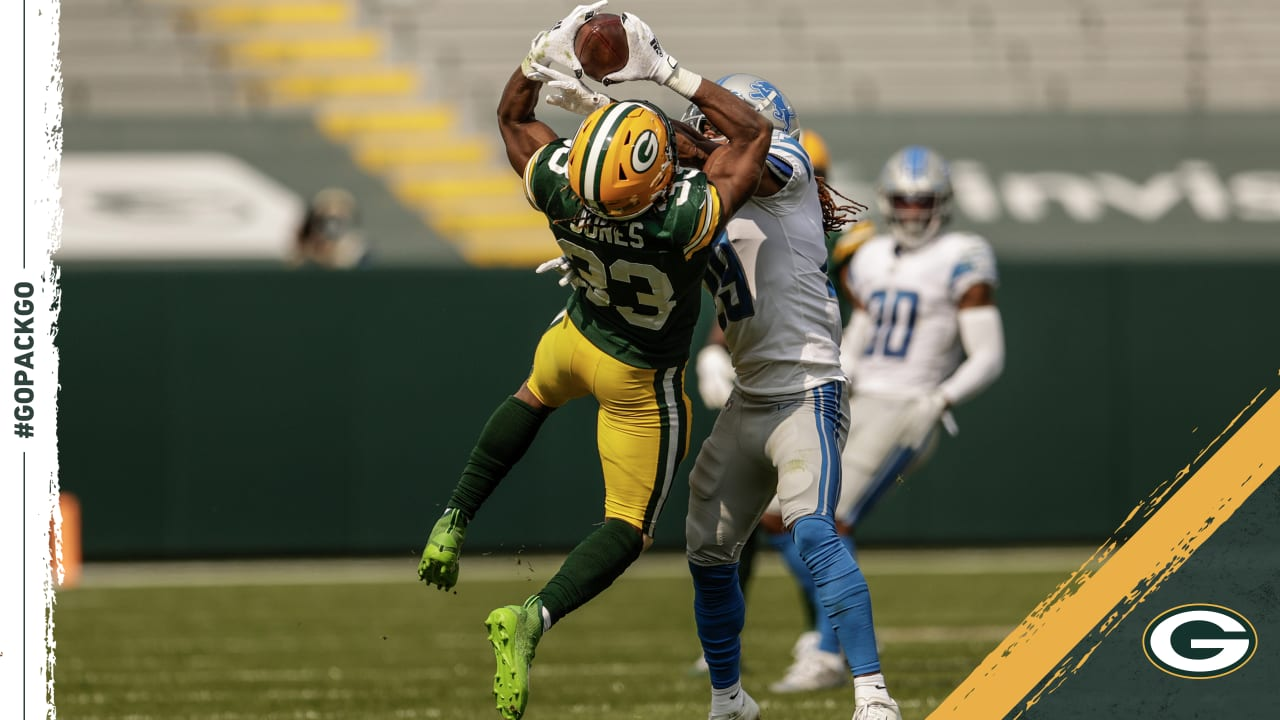 Aaron Jones Went The Extra Mile To Be Every Down Threat