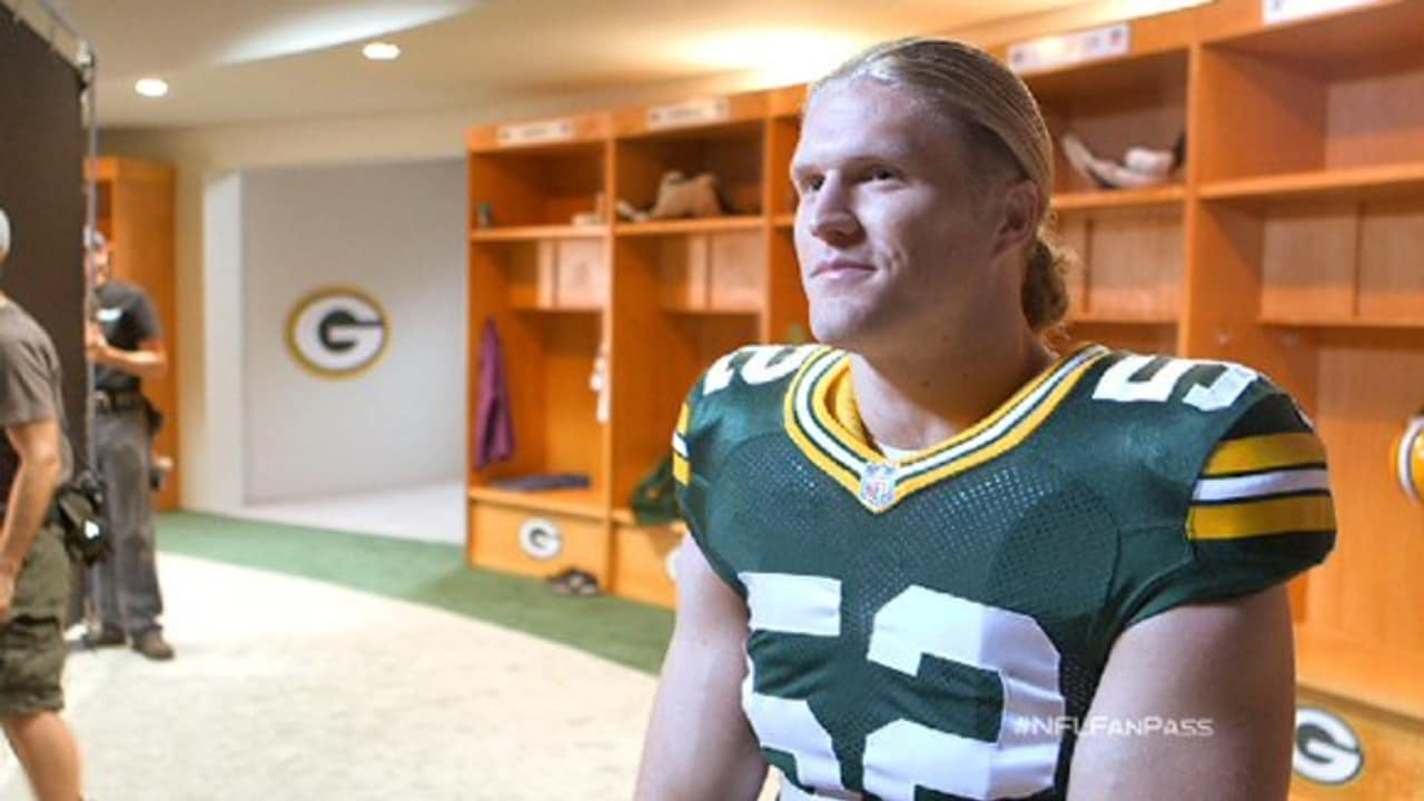 aabea30f69 Clay Matthews' Campbell's Chunky Soup commercial