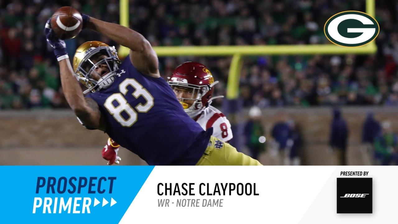 Prospect Primer Wr Chase Claypool