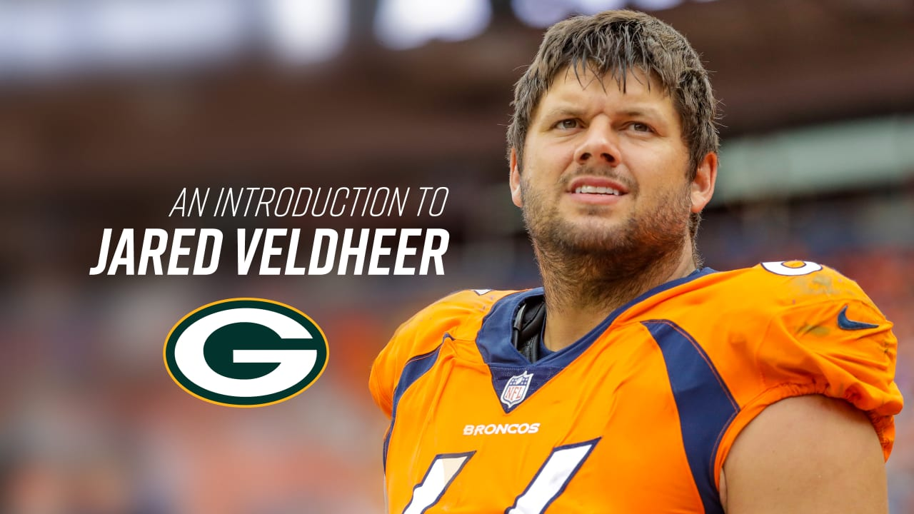 Five Things To Know About New Packers Ol Jared Veldheer