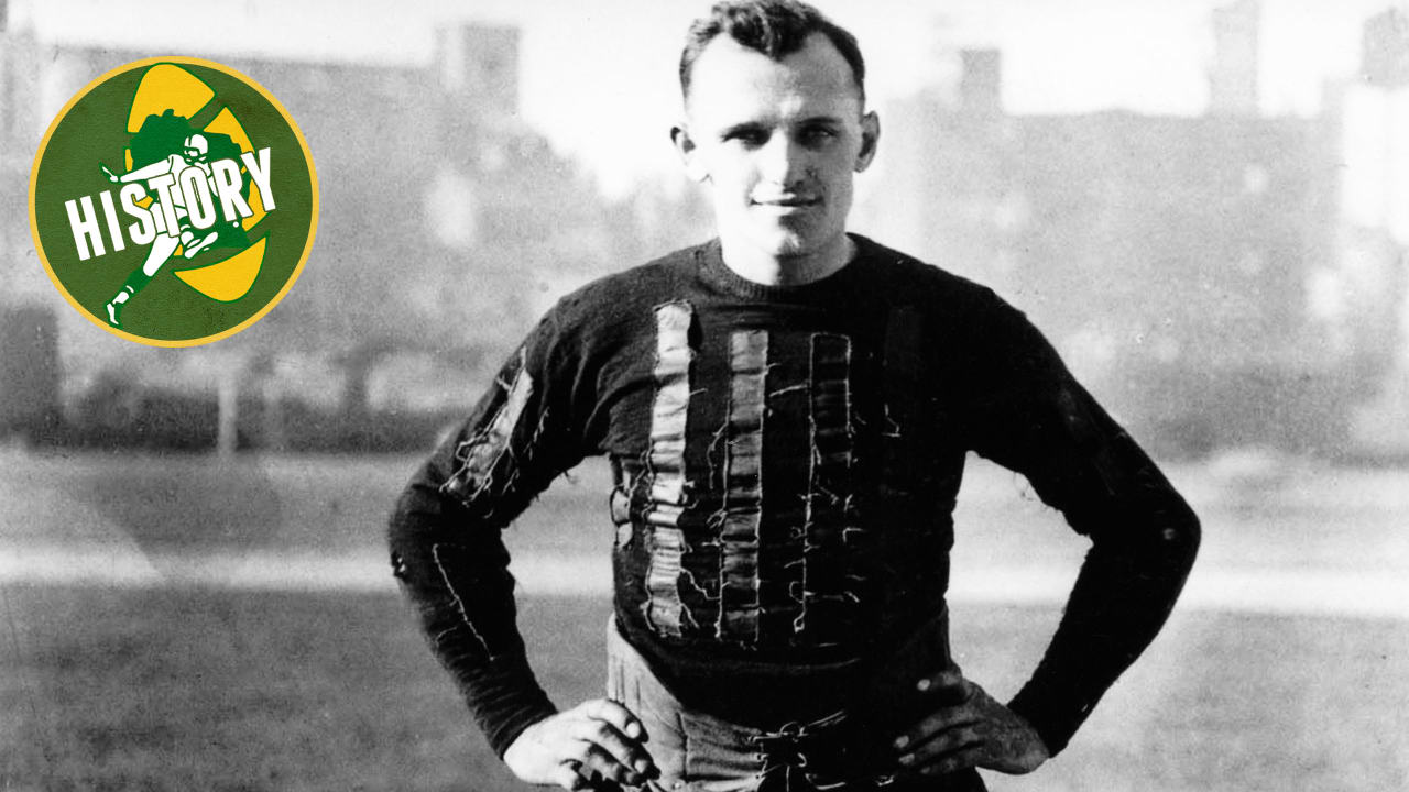 reputable site 8fce2 eaaae George Halas was a great friend to the Packers…to a point
