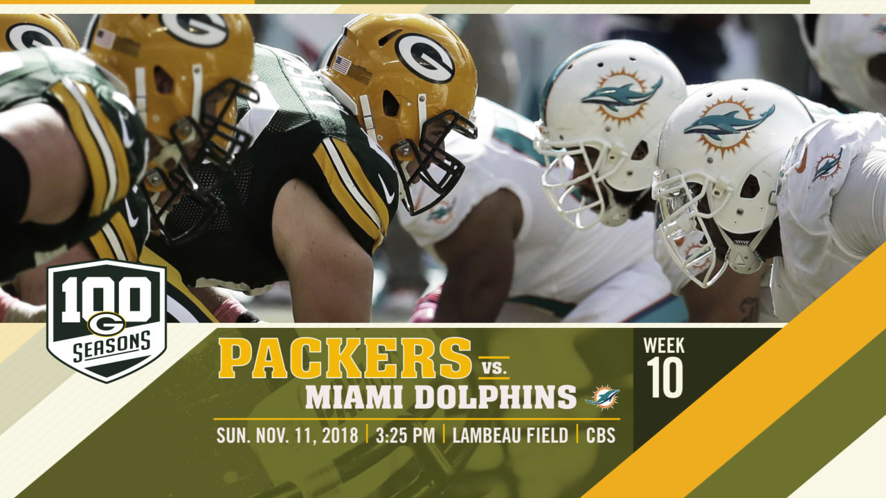 Trailer  Packers vs. Dolphins fec720297