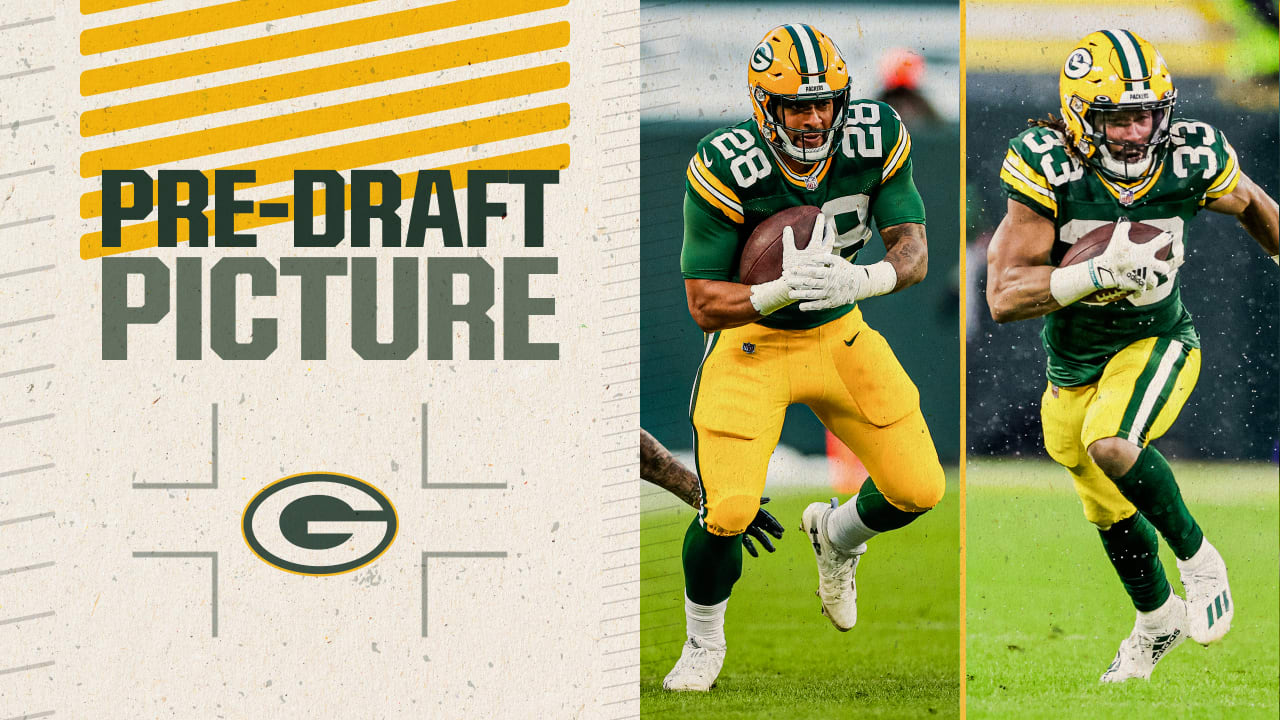 Packers' backfield will have a brand-new look in 2021