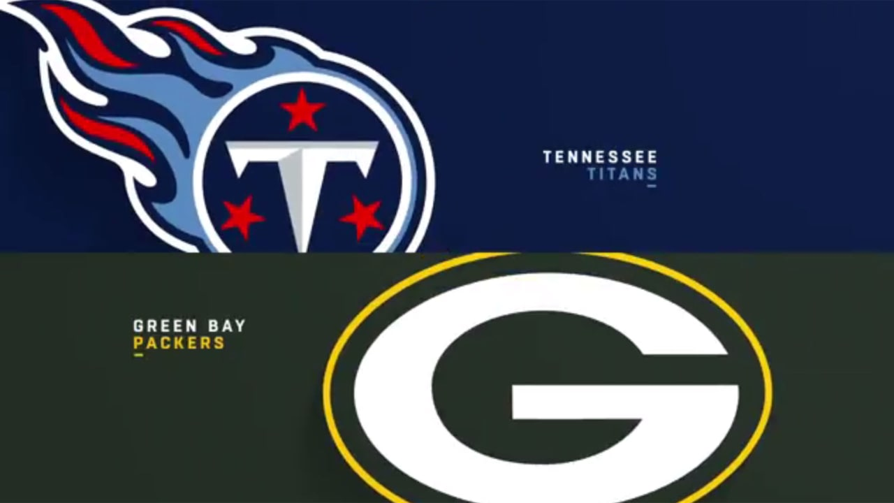 Game Highlights Titans Vs Packers