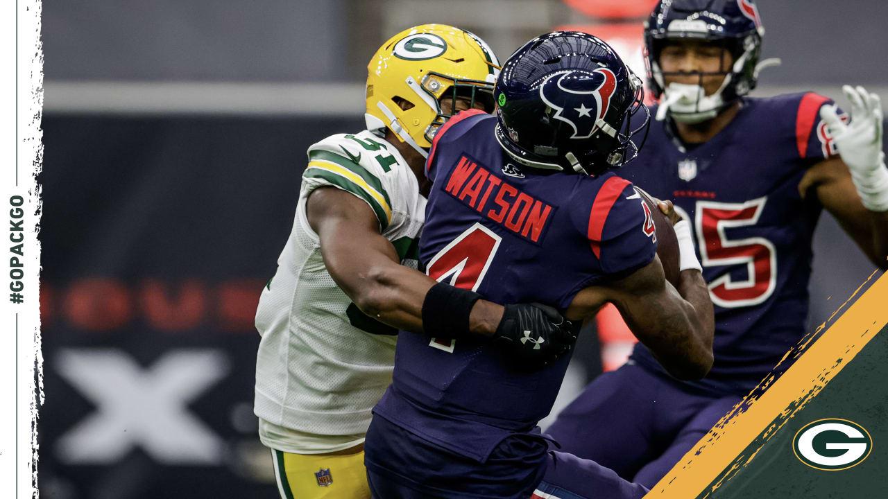 Packers' defense starting to turn red-zone stats around