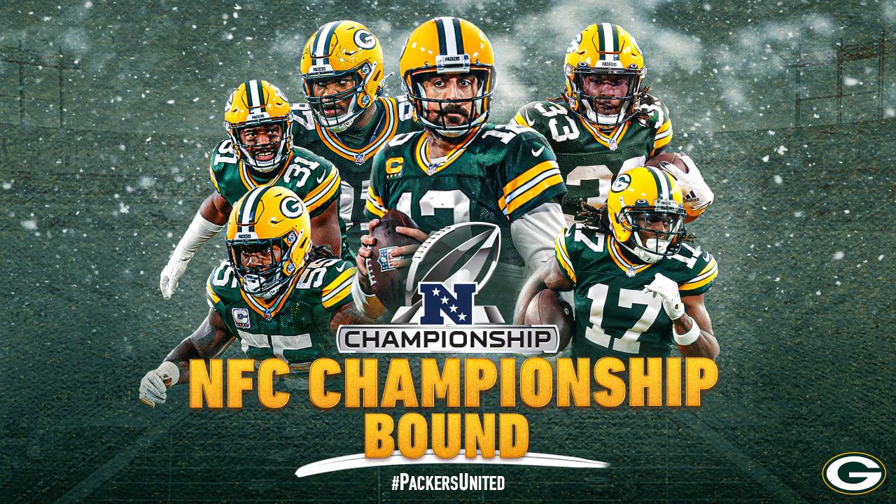 Packers to host Buccaneers or Saints in NFC Championship Game
