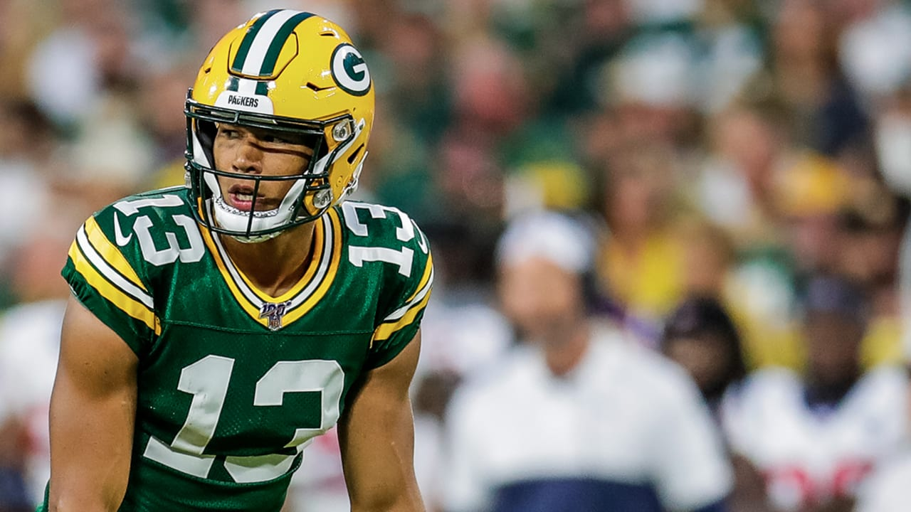 Packers Sign Wr Allen Lazard To Active Roster