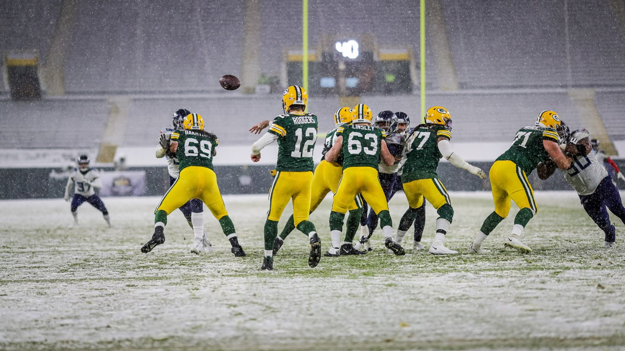 How the Packers earned home-field advantage
