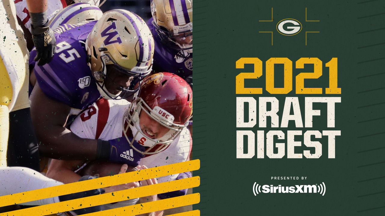 Draft Digest: Levi Onwuzurike, DL, Washington