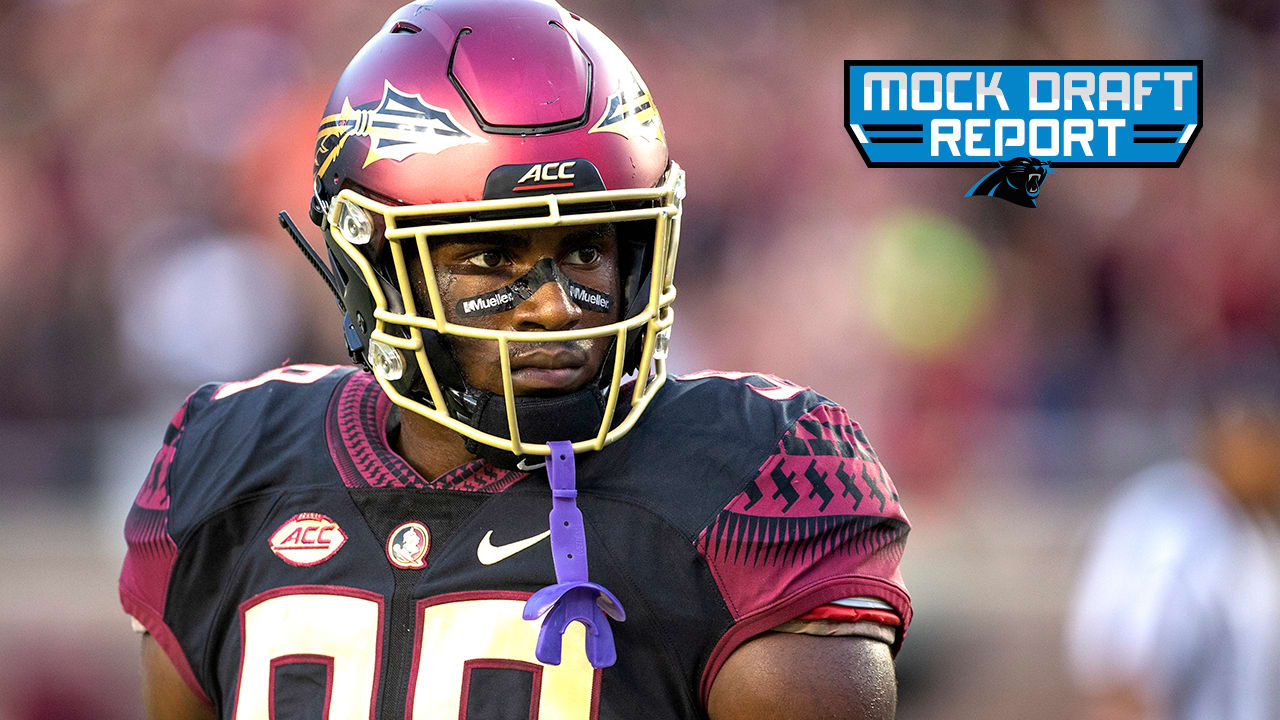 2019 Mock Draft Report 5 0: Two-round Panthers predictions