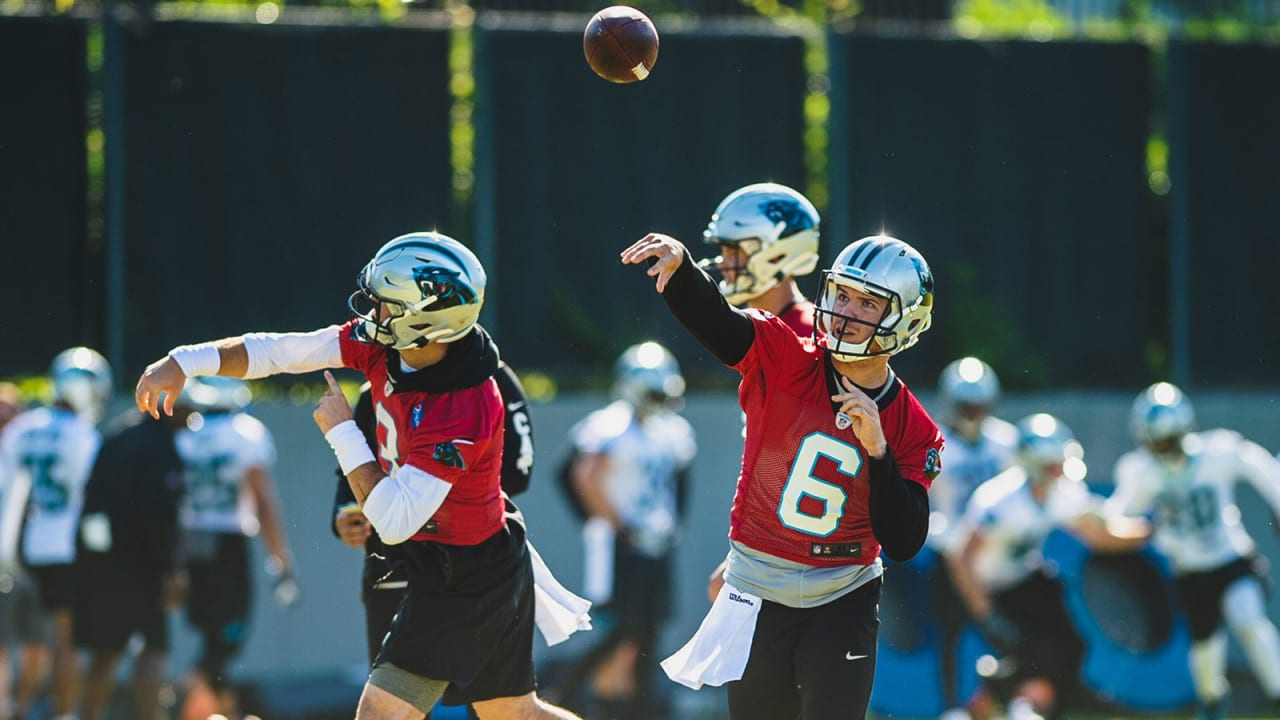 Taylor Heinicke Knows His Way Around A Qb Competition