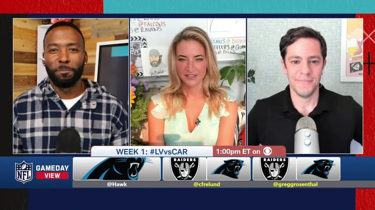 Panthers Raiders Score Predictions In Week 1