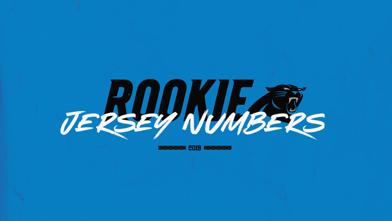 Jersey number news: Draft picks get their numbers