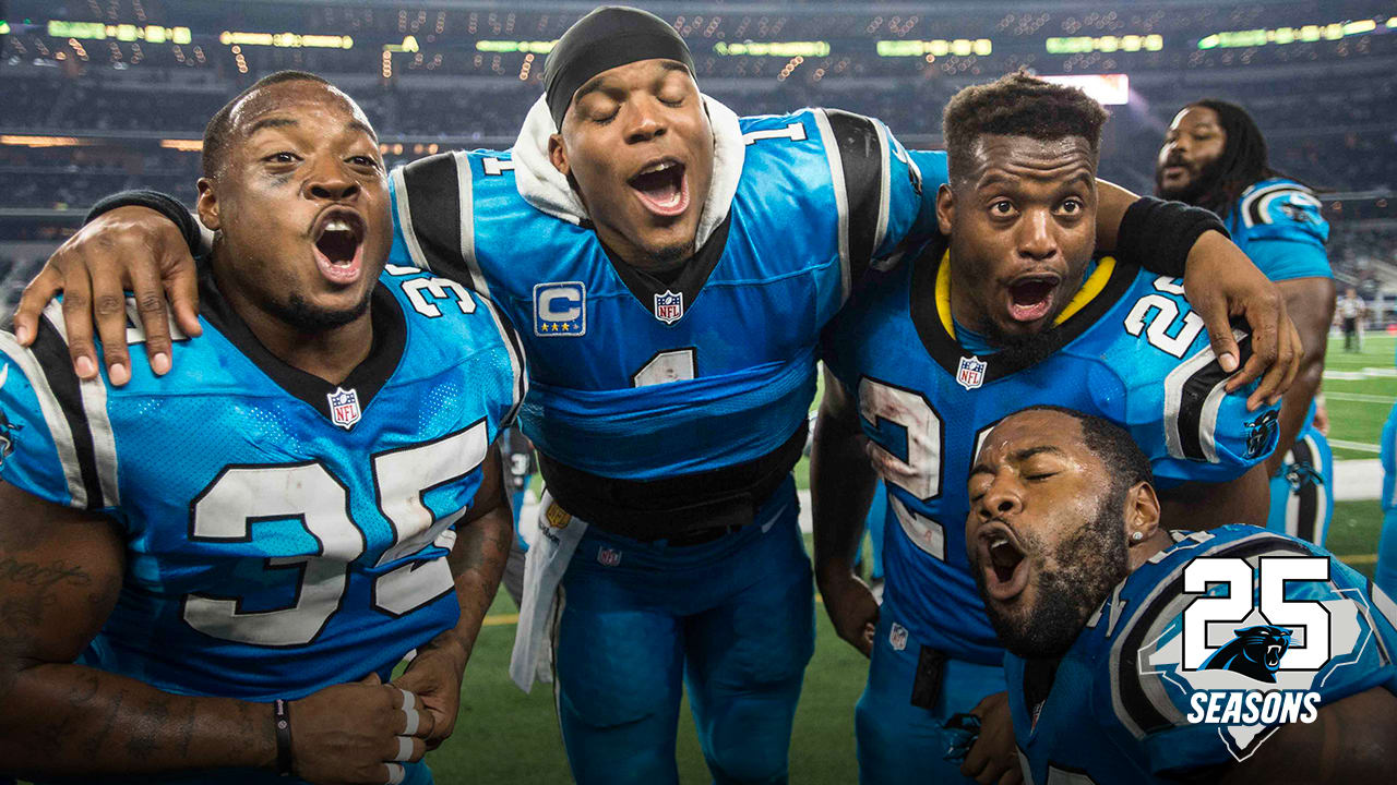 f7bd0fb6 25 Seasons of Panthers Football: Thanksgiving feast typifies special ...