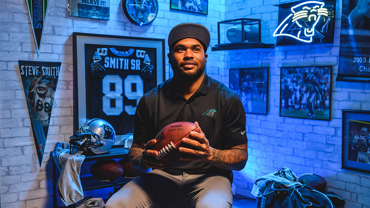 021b123a Steve Smith Sr. describes emotions of entering Hall of Honor and ...