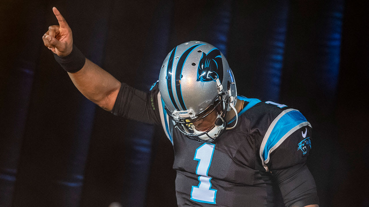128a856a1 Cam Newton is the most