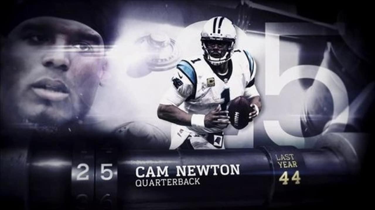 21208ba00e3d Top 100 of 2018  Cam Newton