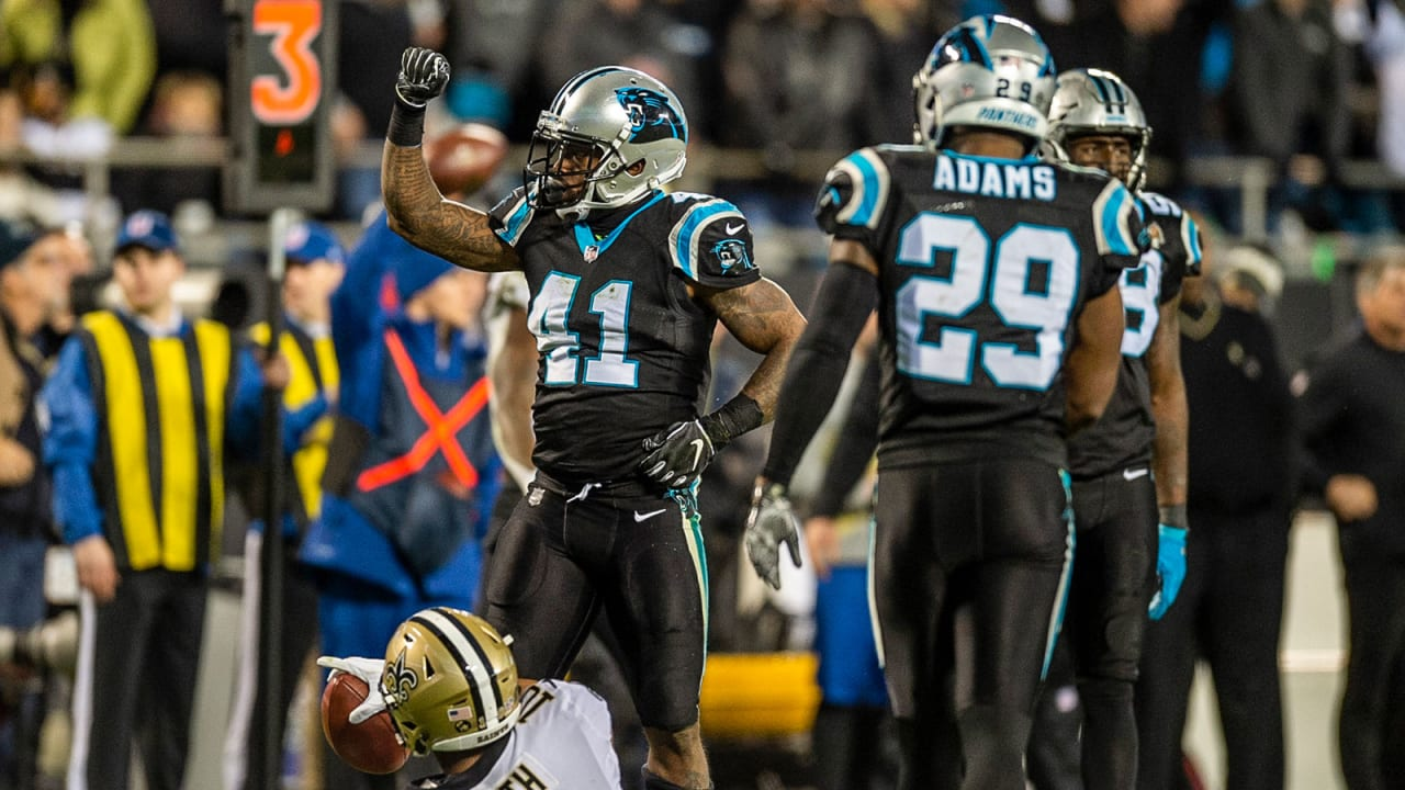 sports shoes 4dc2a e629d Panthers part ways with Captain Munnerlyn, Mike Adams
