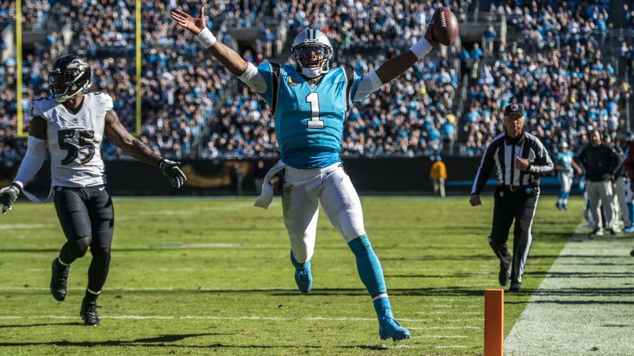Cam Newton forfeits heave as backup Taylor Heinicke steps in · catcrave.com  - Brandon Scott · The Rivera Report  Cam Newton in  15 vs  18 0f6f6a494