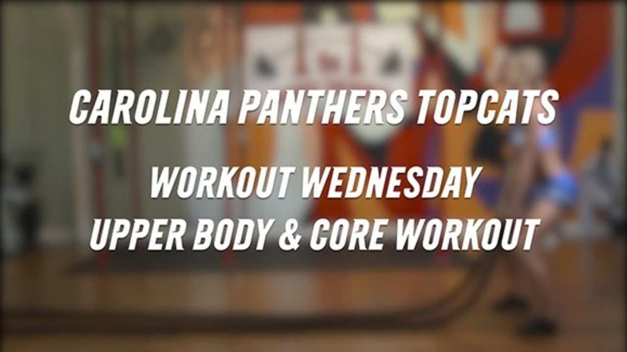 Workout Wednesday: Upper Body & Core