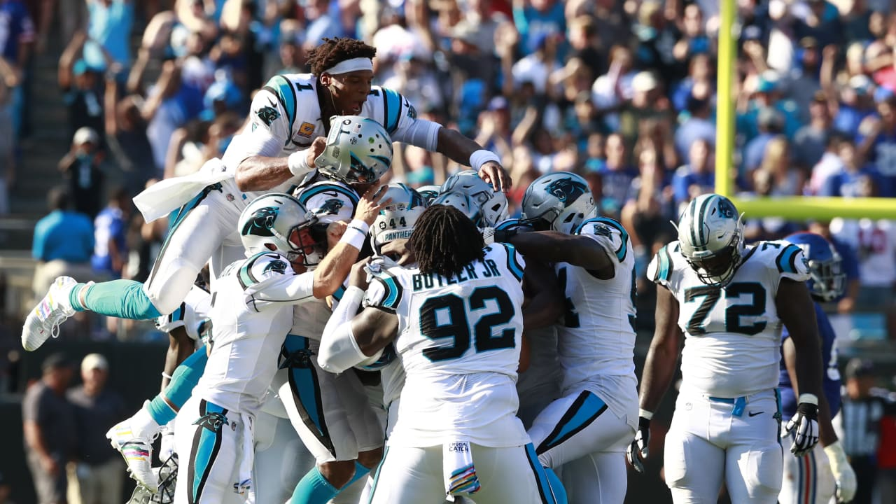 Highlights Gano Hits Game Winner From 63 Yards To Beat Giants