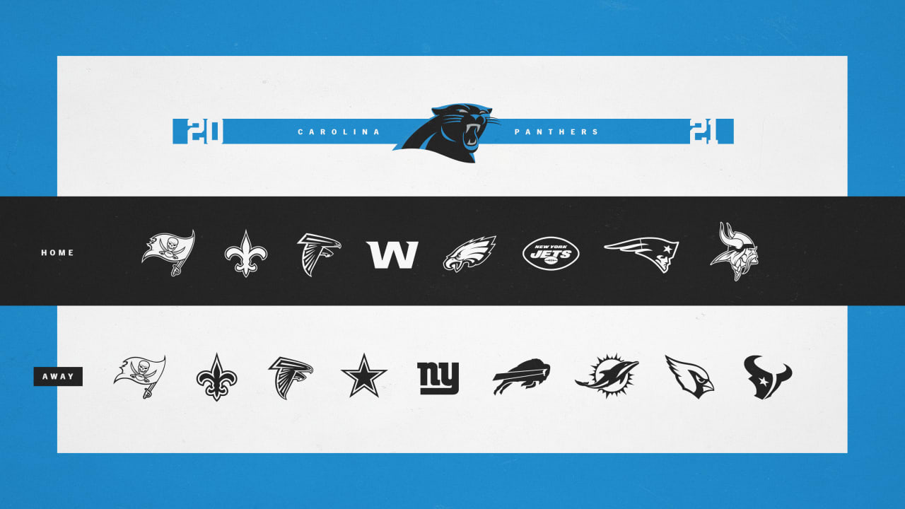 Nfl Calendar 2022.Panthers 2021 Schedule To Be Released On May 12